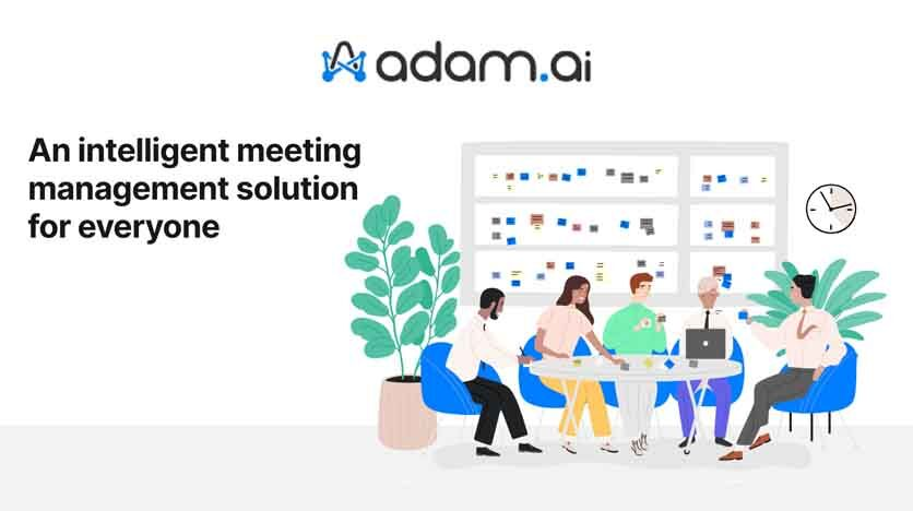 Adam.ai - Make The Best Out Of Your Meetings