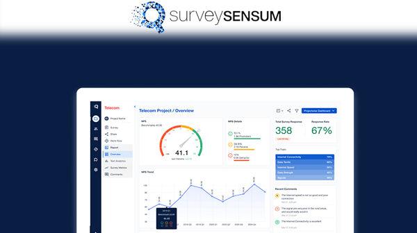 SurveySensum Lifetime Deal