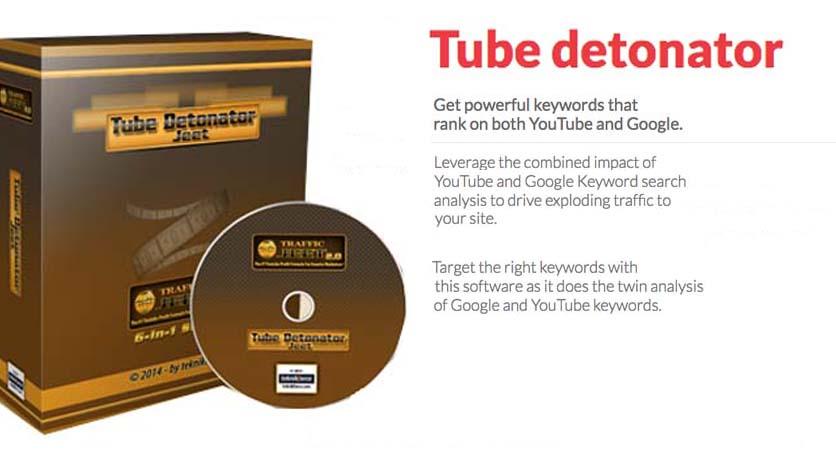 YouTube Detonator