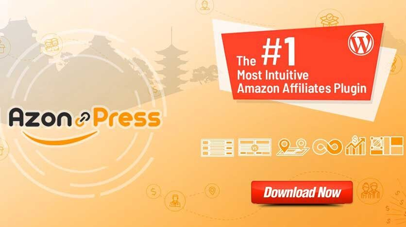 Azonpress – Create And Present Easy To Connect Amazon Affiliate Links On WordPress