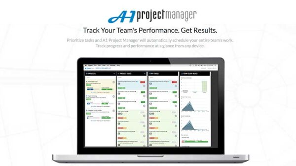 A1 Project Manager 836×468