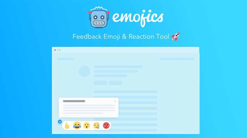 Emojics – Reinventing How Companies Collect Users Feedback Online