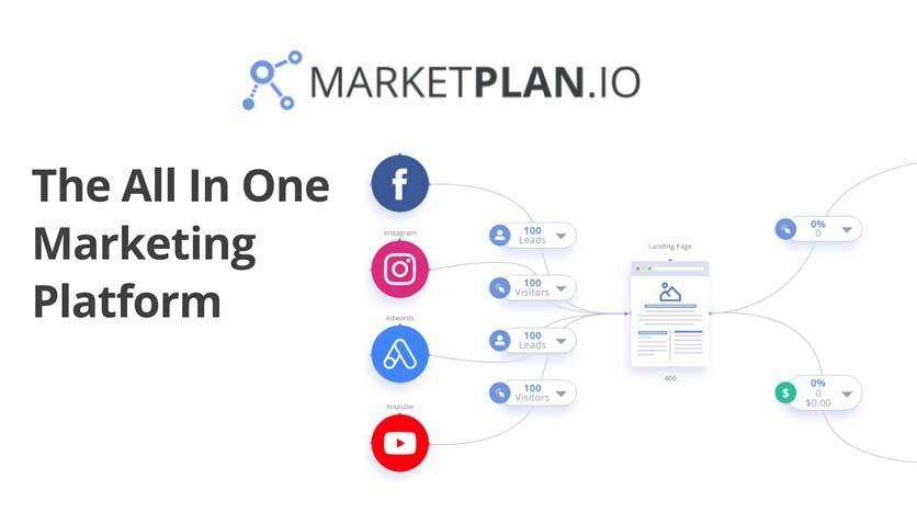 Marketplan.io – Plan, Execute And Optimize Your Marketing Strategy