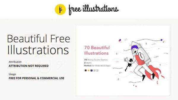 Free Illustrations 836×468