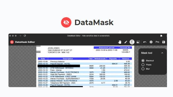 DATA MASK