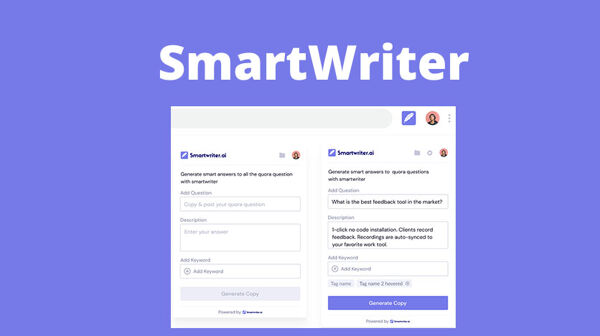 SmartWriter Lifetime Deal