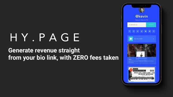 HyPage Lifetime Deal